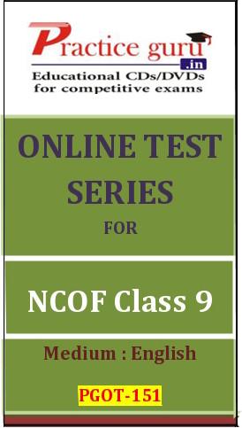 Practice Guru Series for NCOF Class 9 Online Test(Voucher)