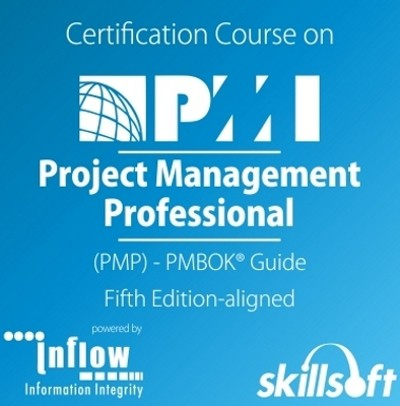 Skill Soft Project Management Professional (PMP) - PMBOK Guide - Fifth Edition - Aligned Certification Course(Voucher)