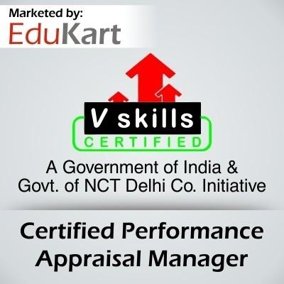 Vskills Certified Performance Appraisal Manager Certification Course(Voucher)
