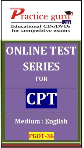 Practice Guru CPT Online Test(Voucher)