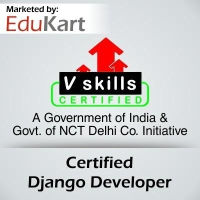 Vskills Certified Django Developer - V Skills Certified Certification Course(Voucher)