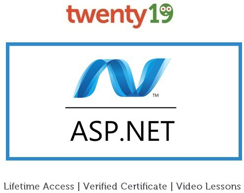 Twenty19 ASP.NET MVC in C# Certification Course(Voucher)