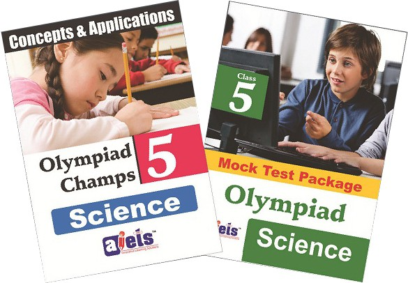 AIETS Olympiad Champs - Class 5 (Science) School Course Material(Voucher)