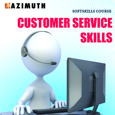Azimuth Softskills Course - Customer Service Skills Online Course(Voucher)