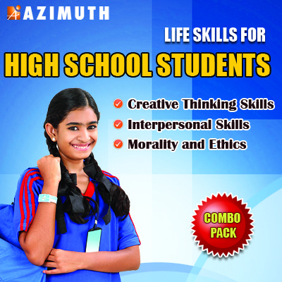 Azimuth Life Skills for High School Students - Creative Thinking Skills / Interpersonal Skills / Morality and Ethics Online Course(Voucher)