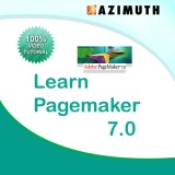 Azimuth Learn PageMaker 7.0 Online Cours...