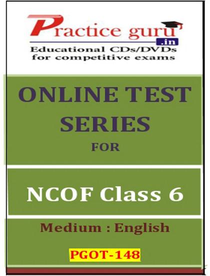 Practice Guru Series for NCOF Class 6 Online Test(Voucher)