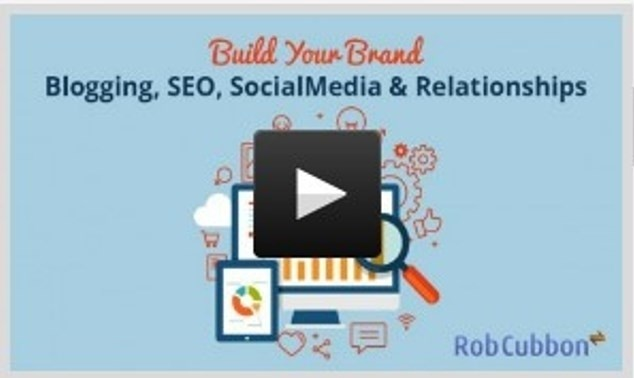 EasySkillz Build Your Brand : Blogging, SEO, Social Media & Relationships Online Course(Voucher)