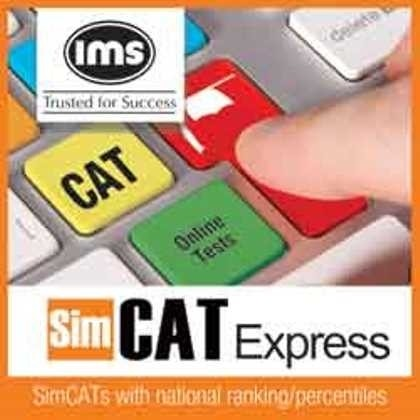IMS SimCAT Express Online Test(Voucher)