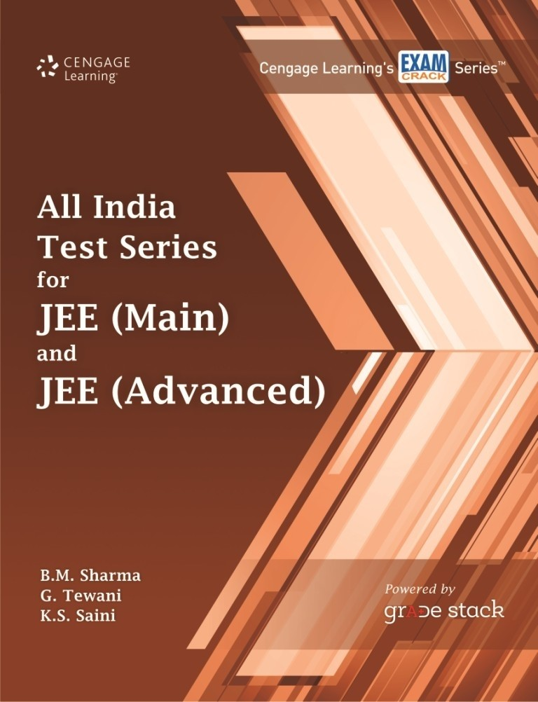 Cengage Learning All India Test Series for JEE (Main) and JEE (Advanced) Online Test(Voucher)
