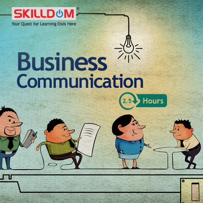 SKILLDOM Business Communication Certification Course(User ID-Password)