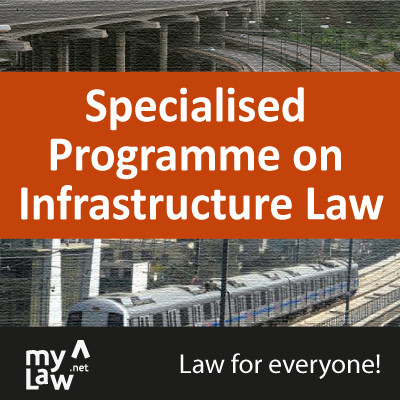 Rainmaker Specialised Programme on Infrastructure Law - Law for Everyone! Certification Course(Voucher)