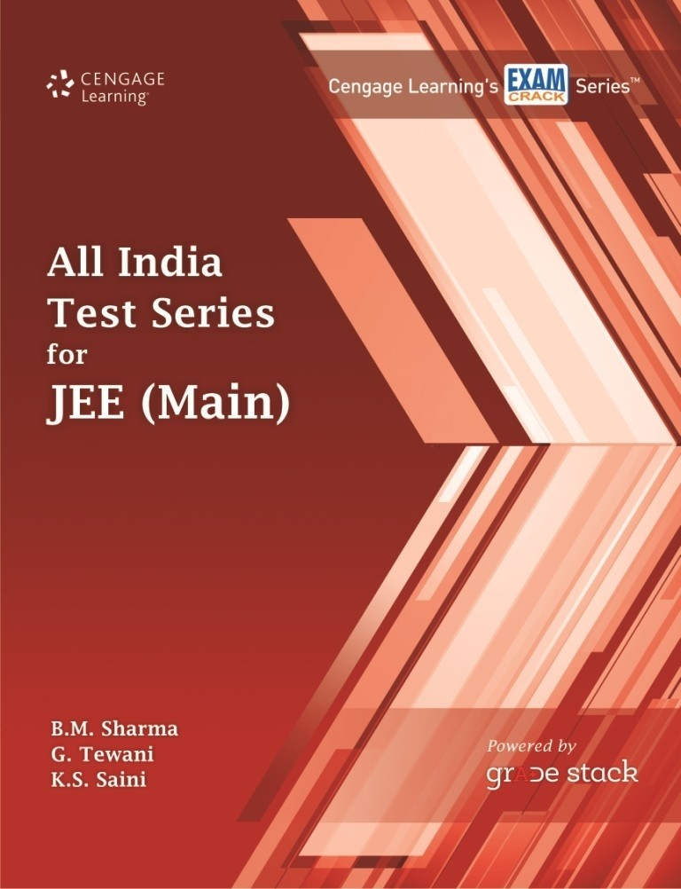 Cengage Learning All India Test Series for JEE (Main) Online Test(Voucher)