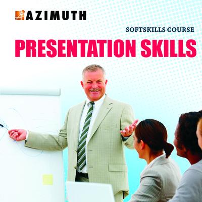 Azimuth Softskills Course - Presentation Skills Online Course(Voucher)