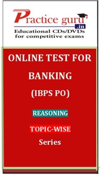 Practice Guru Banking (IBPS PO) Reasoning Topic-wise Series Online Test(Voucher)