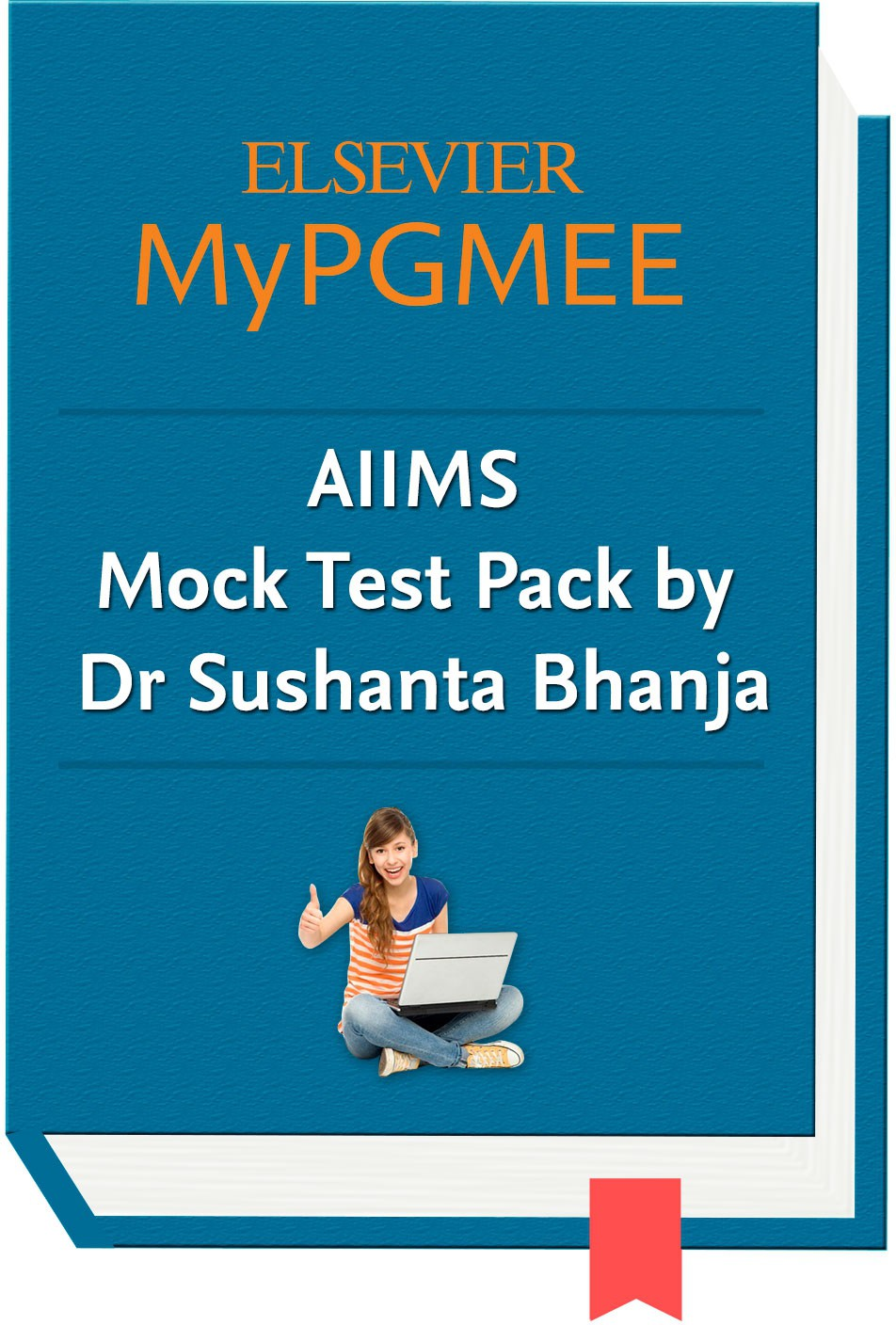 Elsevier MyPGMEE - AIIMS MockTest Pack by Sushnata Bhanja Online Test(Voucher)