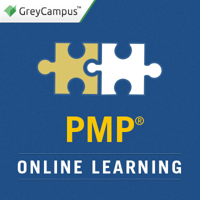 GreyCampus PMP - Online Learning Certification Course(Voucher)