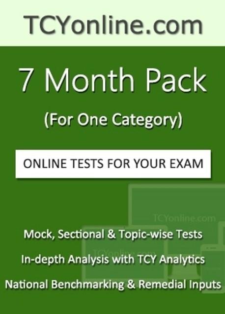 TCYOnline 7 Month Exam Prep Pack (1 Category) Online Test(Voucher)