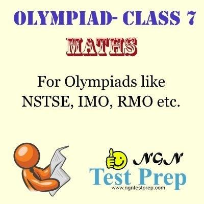NGN Test Prep Olympiad - Maths (Class 7) Online Test(Voucher)