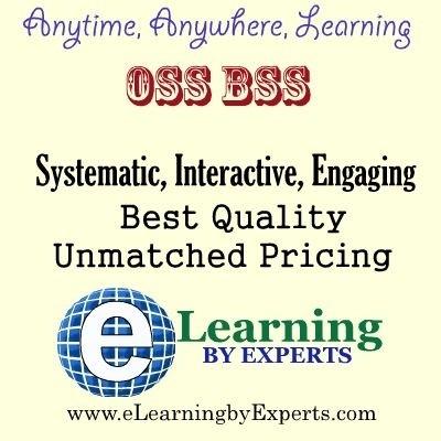 eLearning by Experts OSS BSS Online Test(Voucher)