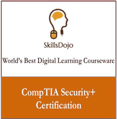 SkillsDojo CompTIA Security+ Certification Certification Course(Voucher)