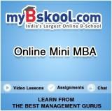 myBskool.com Online Mini MBA Certificati...
