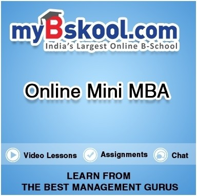 myBskool.com Online Mini MBA Certification Course(Voucher)