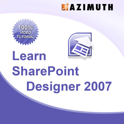 Azimuth Learn SharePoint Designer 2007 Online Course(Voucher)