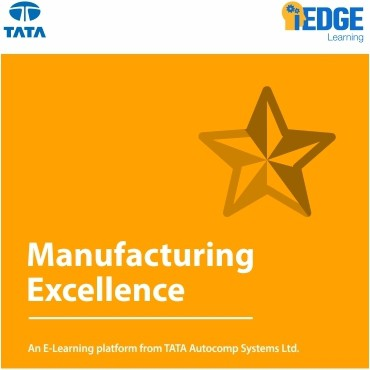 iEDGE Learning Manufacturing Excellence Certification Course(Voucher)