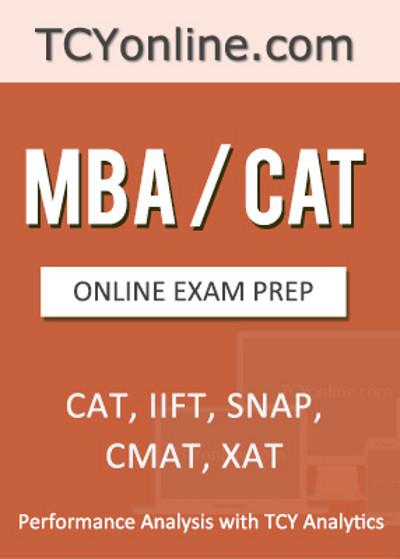 TCYonline MBA / CAT Online Exam Prep - Performance Analysis with TCY Analytics (2 Months Pack) Online Test(Voucher)