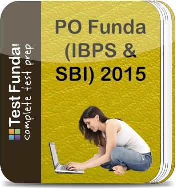 Test Funda PO Funda (IBPS & SBI) - 2015 Online Test(Voucher)
