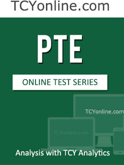 TCYonline PTE - Analysis with TCY Analytics (11 Months Pack) Online Test(Voucher)