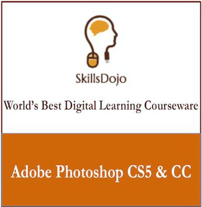 SkillsDojo Adobe Photoshop CS5 & CC Online Course(Voucher)