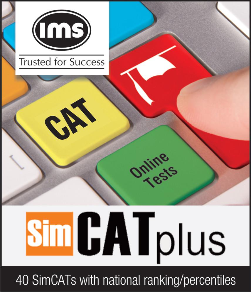 IMS SimCAT Plus Online Test(Voucher)