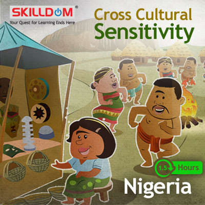 SKILLDOM Cross Cultural Sensitivity - Nigeria Certification Course(User ID-Password)