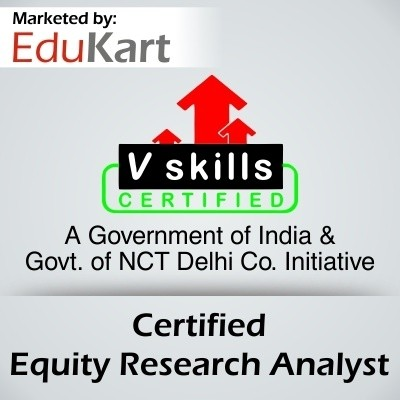 Vskills Certified Equity Research Analyst Certification Course(Voucher)