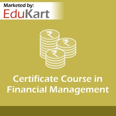 EduKart Certificate Course in Financial Management Certification Course(Voucher)