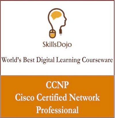 SkillsDojo CCNP - Cisco Certified Network Professional Certification Course(Voucher)