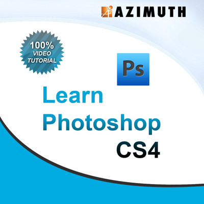 Azimuth Learn Photoshop CS4 Online Course(Voucher)