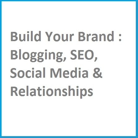 EasySkillz Build Your Brand: Blogging, SEO, SocialMedia & Relationships Online Course(Voucher)