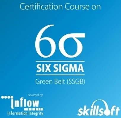 Skill Soft Six Sigma Green Belt (SSGB) Certification Course(Voucher)