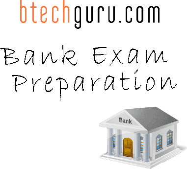 Btechguru Bank Exam Preparation Online Course(Voucher)
