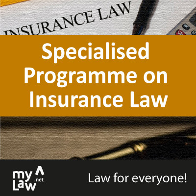 Rainmaker Specialised Programme on Insurance Law - Law for Everyone! Certification Course(Voucher)