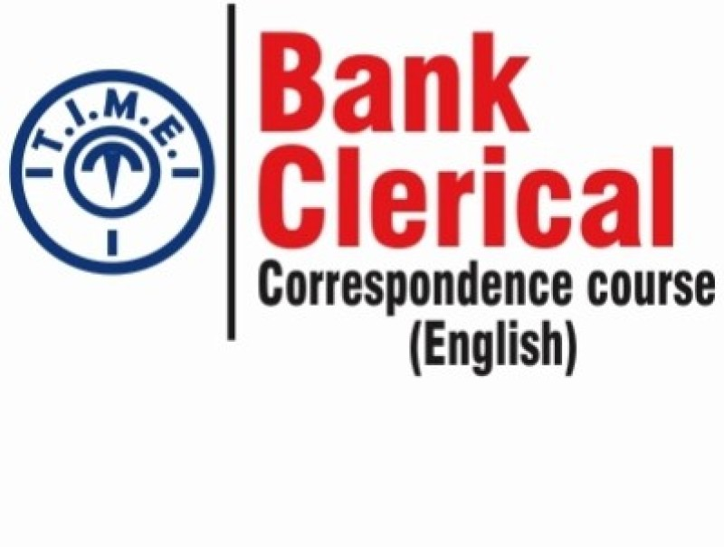 T.I.M.E. Bank Clerical Correspondence Course Higher Education(Voucher)