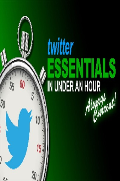EasySkillz Twitter Essentials in Under an Hour : Always Current! Online Course(Voucher)