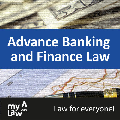 Rainmaker Advance Banking and Finance Law - Law for Everyone! Certification Course(Voucher)