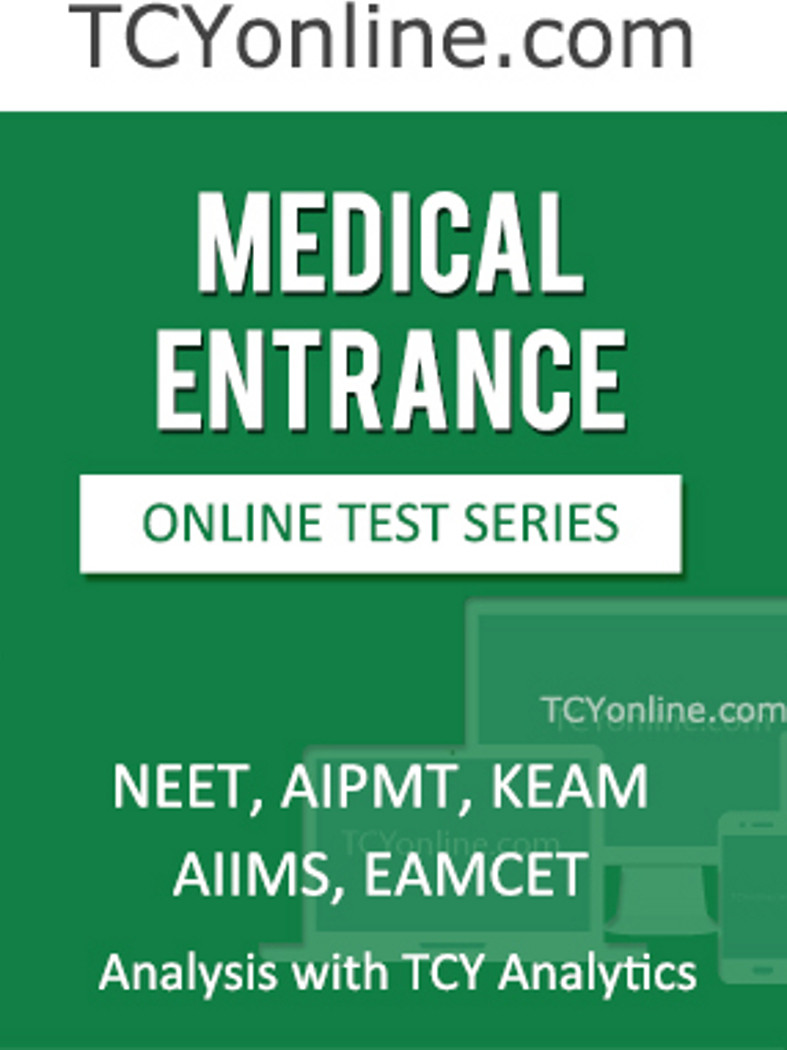 TCYonline Medical Entrance - Analysis with TCY Analytics (8 Months Pack) Online Test(Voucher)