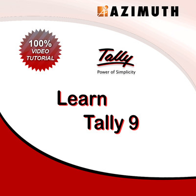 Azimuth Learn Tally 9 Online Course(Voucher)