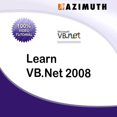 Azimuth Learn VB.NET 2008 Online Course(Voucher)