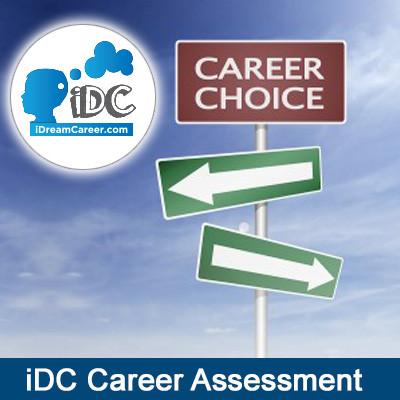 iDreamCareer iDC Career Assessment Online Test(Voucher)